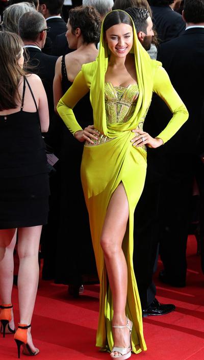 Vestidos que pasaron por la alfombra roja en el Festival de Cannes 2014 (Día 8)