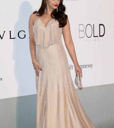 Vestidos que pasaron por la alfombra roja en el Festival de Cannes 2014 (Día 9)