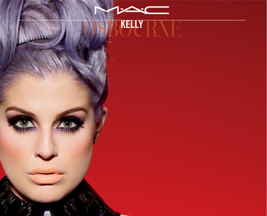 Kelly Osbourne para MAC