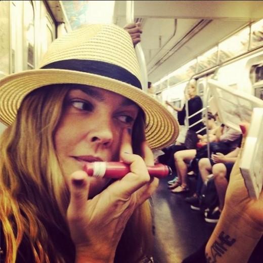 Drew Barrymore se desmarca de los mitos de una celebrity