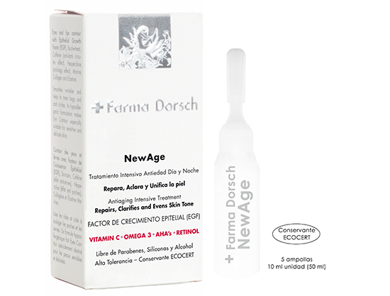 New Age de Farma Dorsch
