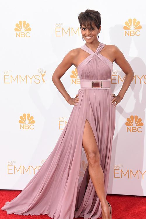 Halle Berry en los Premios Emmy 2014