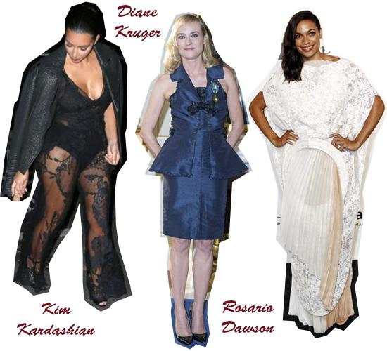 Celebrities y sus Cadadas de Septiembre