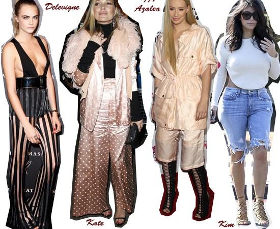 Los famosos y sus cagadas de Octubre de 2014