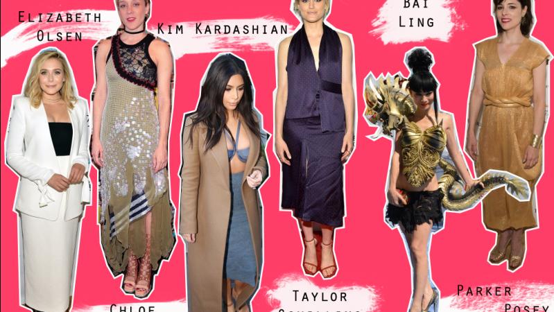 Las Celebrities y sus Cagadas de Abril 2015
