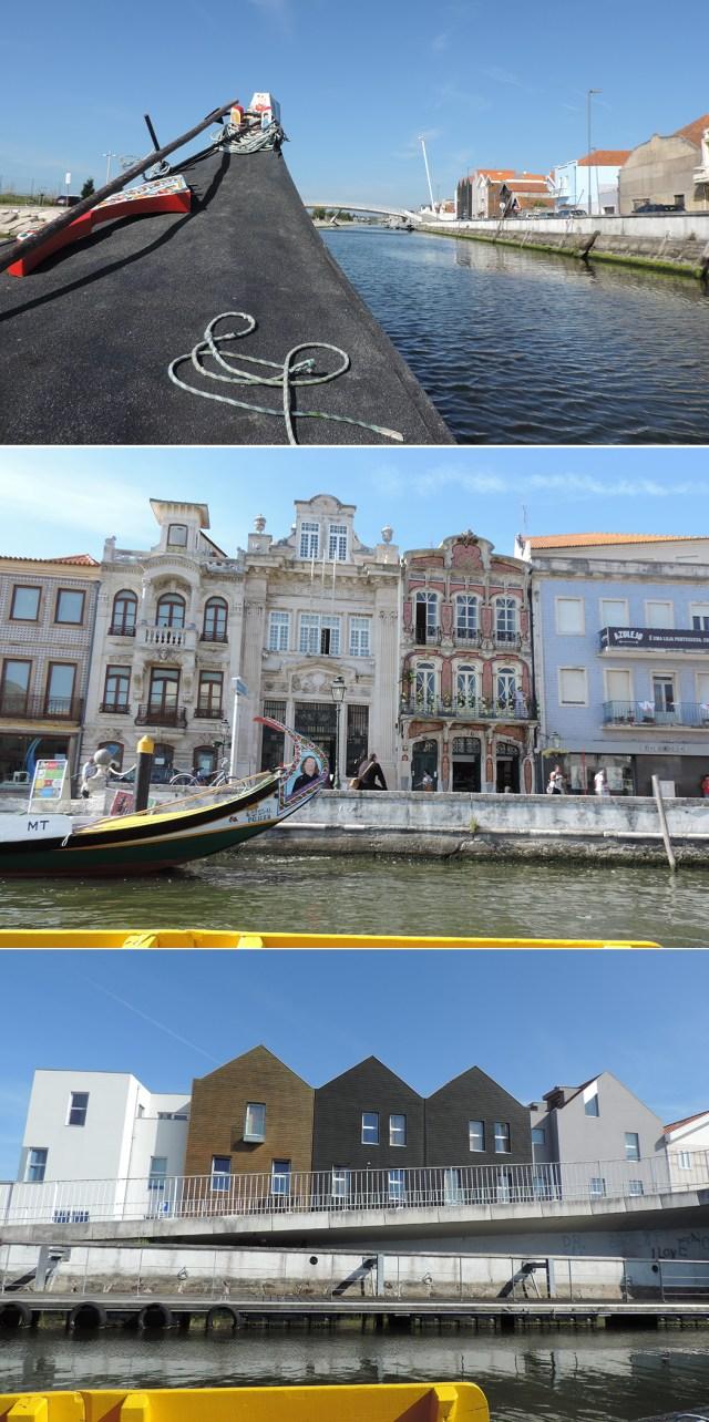 Viaje a Portugal: Aveiro