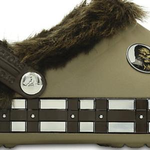 La frikada de la semana: Crocs de Chewacca