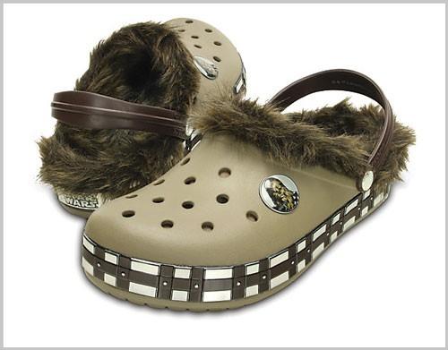 Crocs de Chewacca
