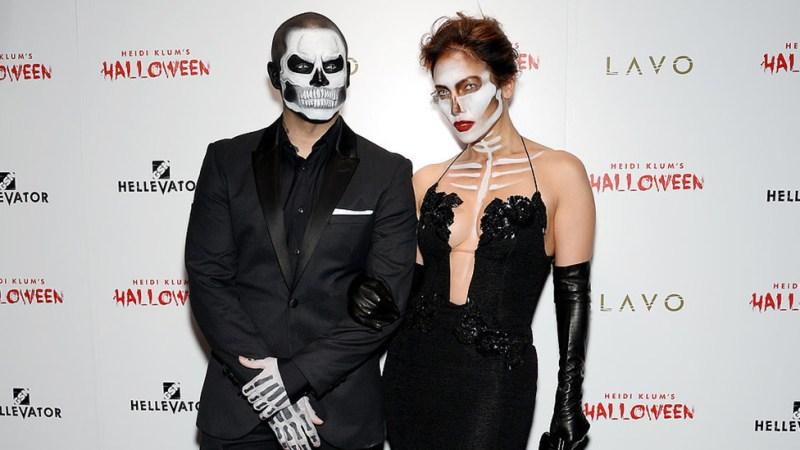 Los mejores disfraces de los famosos en Halloween