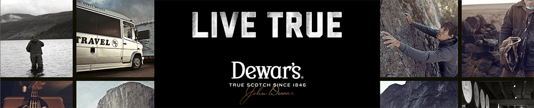 Dewar's nos recuerda que podemos llegar