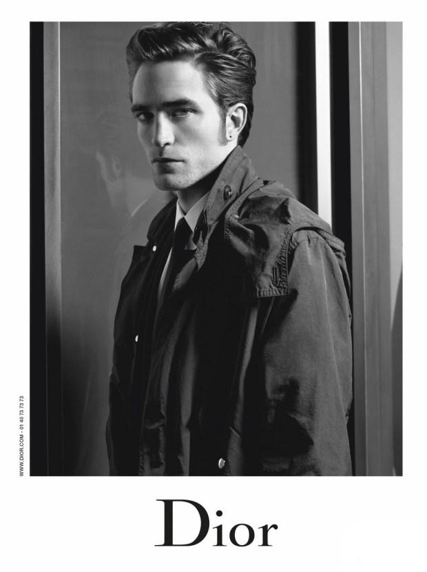 Robert Pattinson para Dior