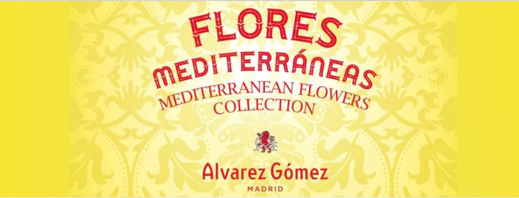 Alvarez Gomez lanza 8 Flores Mediterráneas