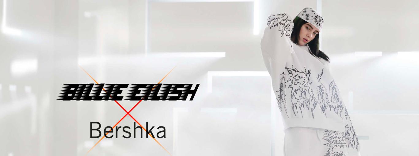 La nueva colección de Bershka está inspirada en Billie Eilish