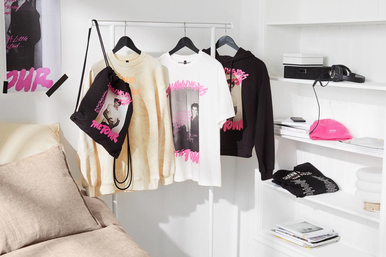 H&M lanza una colección cápsula de Shawn Mendes