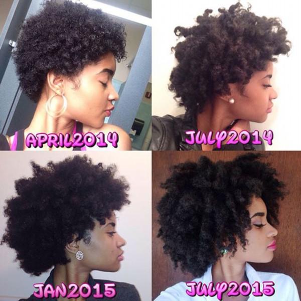4b Year Hair Natural Growth 1