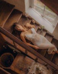 Cleobella Darlene Dress, $179