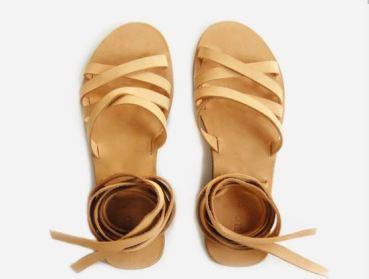 Enrou Onika Wrap Sandal, $75, Photo Cred: Enrou