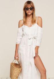 Reformation Rigo Dress, $218