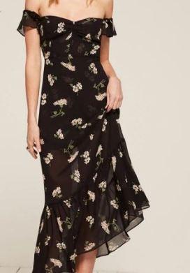 Reformation Tropica Dress, $248