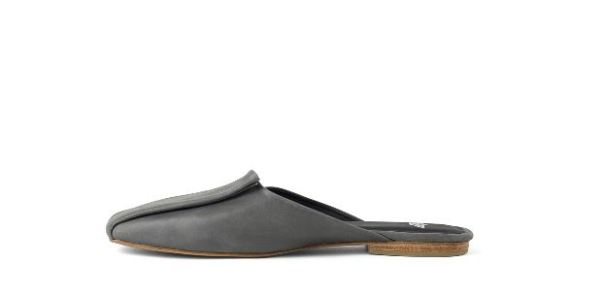 Fortress of Inca Miko in Steel Grey, $230, Photo Cred: Fortress of Inca