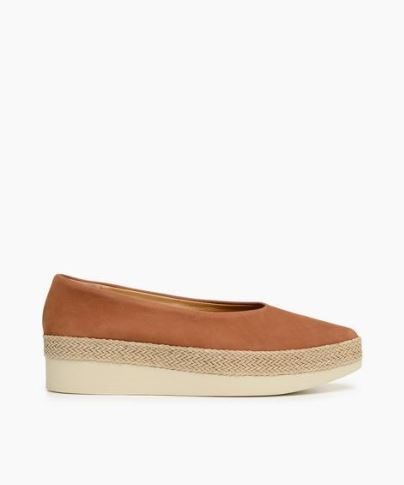 Coclico Perl Wedge in Sahara Nubuck, $325, Photo Cred Coclico