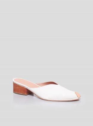 Rachel Comey Sur White, $391, Photo Cred Rachel Comey