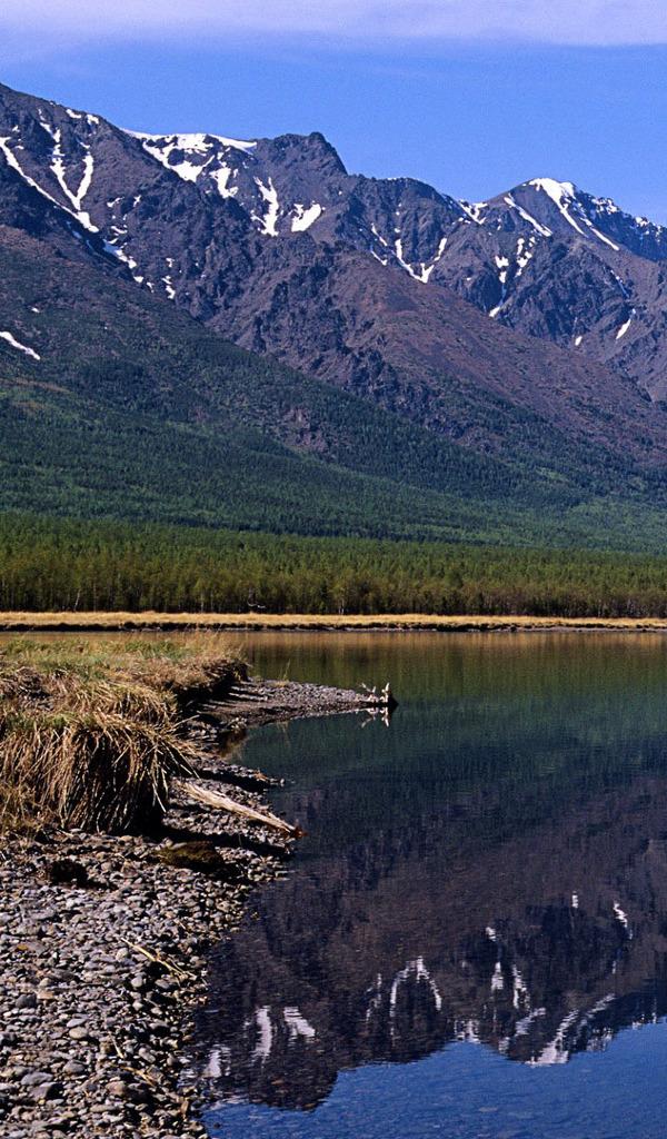 Озеро Байкал - картинки на рабочий стол, картинка 600x1024 ...