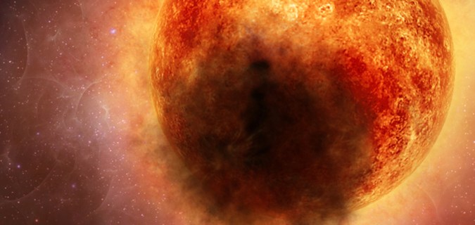 Scientists might have figured out why Betelgeuse keeps dimming