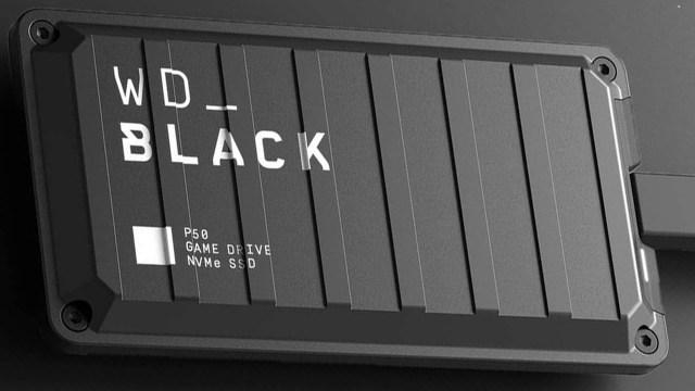 WD_Black P50 Game Drive