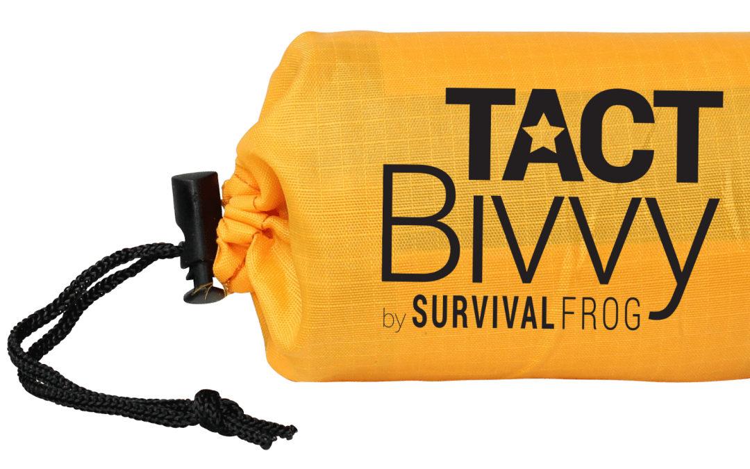 Survival Body Bag – Could Save Your Life from Survival Frog