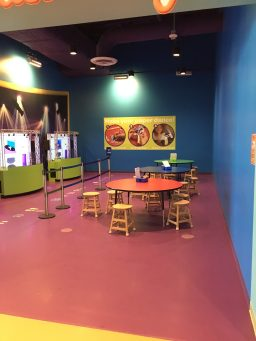 Crayola Exhibit