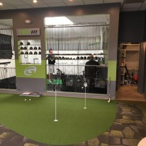 Golftec build out commercial orlando
