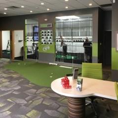 golf Tec Commercial build out orlando