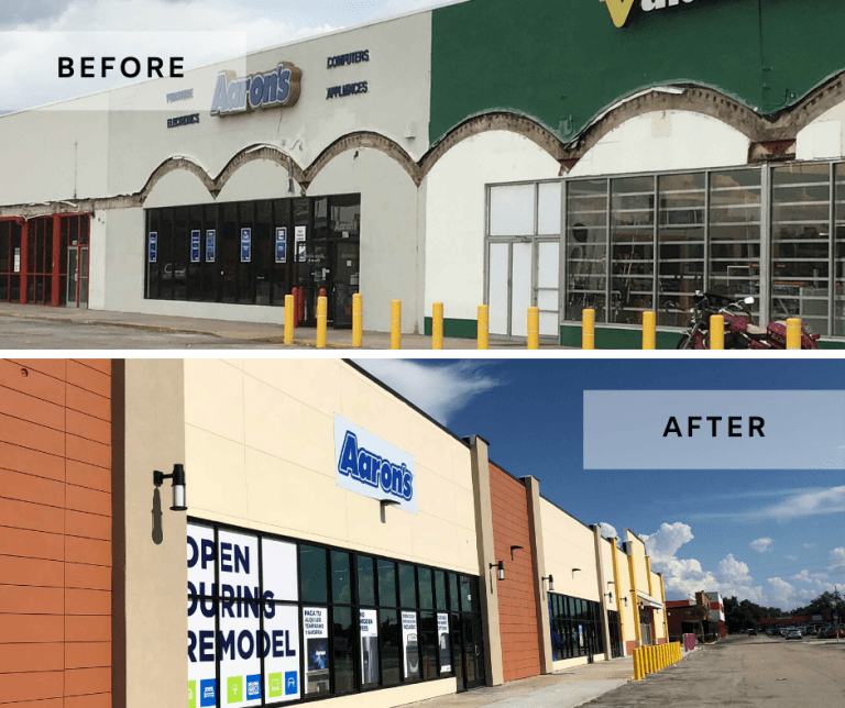 Southgate Shopping Center Transformation 2019