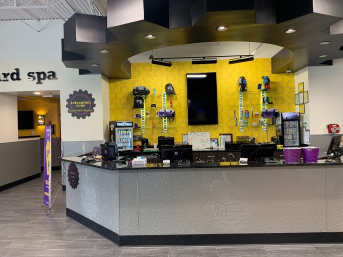 Planet Fitness Apopka Bg Southern Construction