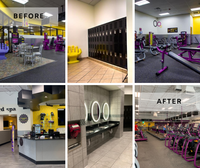 Planet Fitness Transformation