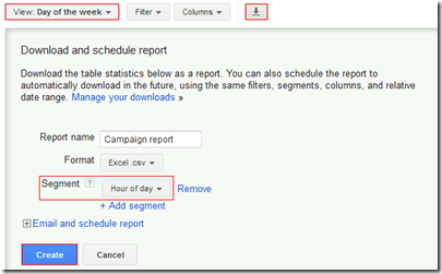 adwords-ad-scheduling-report
