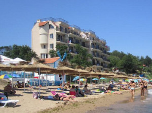Апартаменти Акра в Черноморец