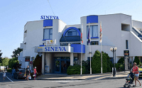 Хотел Синева 3 звезди Свети Влас
