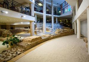 Арена ди Сердика Резиденс Хотел 5 звезди - един от най уникалните хотели в София Център