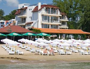 Хотел Свети Никола Каваци