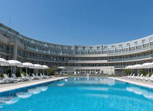 Хотел Black Sea Star Къмпинг Градина
