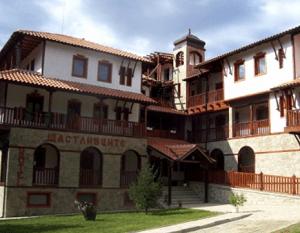 Хотелски Комплекс Щастливците Старозагорски Бани