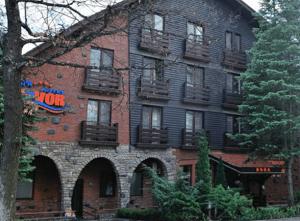 Хотел Извор на Старозагорски Минерални Бани