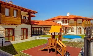 Ивановите Къщи за гости с басейн, село Престой, Трявна