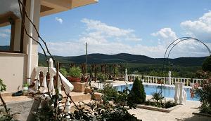 Къща за гости Розова градина, село Изгрев