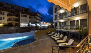 берлин бийч - хотели в свети влас на първа линия