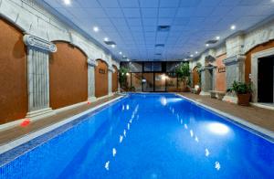 Минерален басейн на СПА хотел Свети Никола