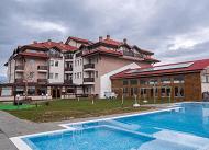 Хотел Севън Сийзънс, село Баня