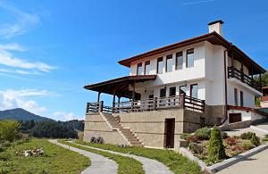 Вила Виденица, село Чала, Родопите